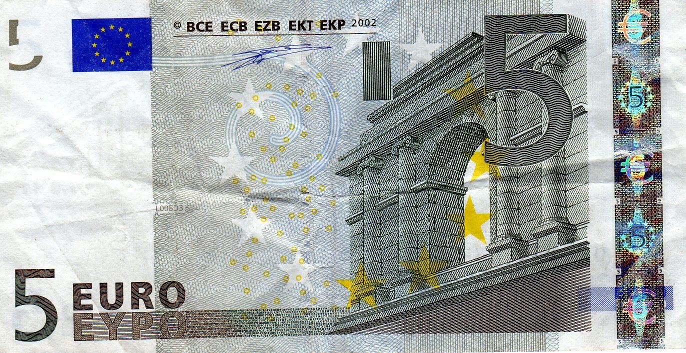 french euros play money
